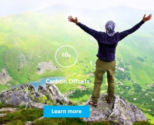 Carbon offset wordpress