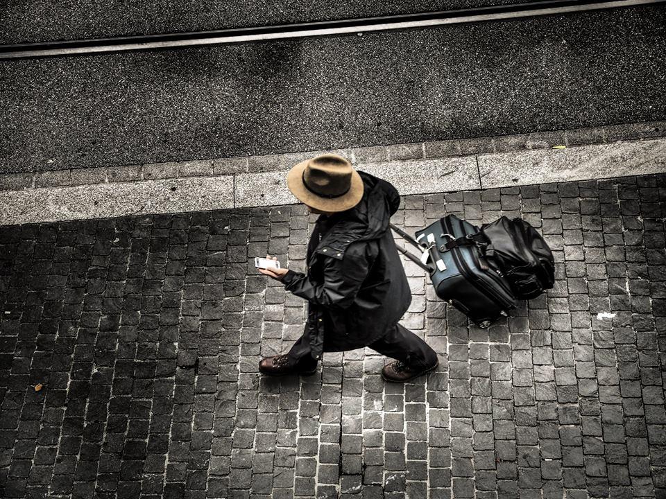 Where To? Photograph © 2014, Girish Bala, Pictotainment Media.
